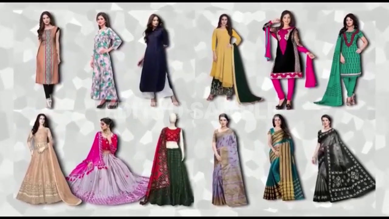 Download Clothing store Advertising Video|| fashion and garments||