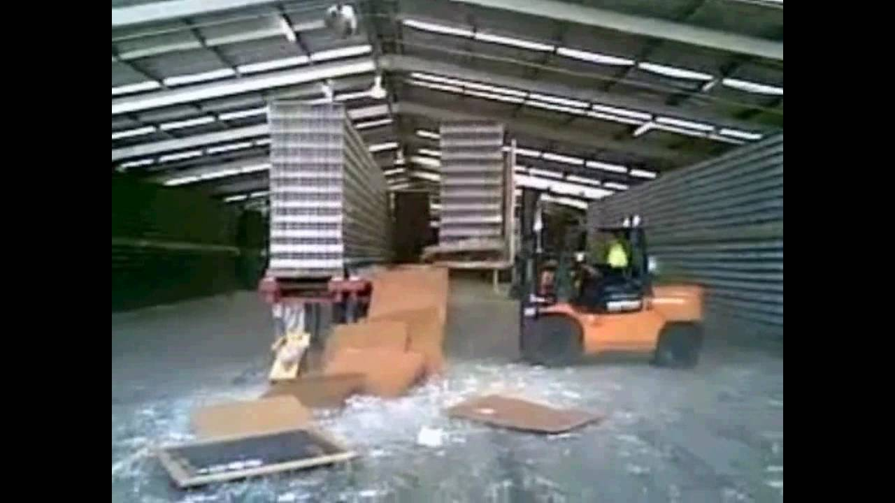Top 10 Forklift Accidents Youtube