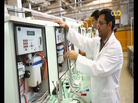 Iran ITMC made Smart Water dispenser manufacturer كارخانجات مخابرات سازنده دستگاه هوشمند پخش آب