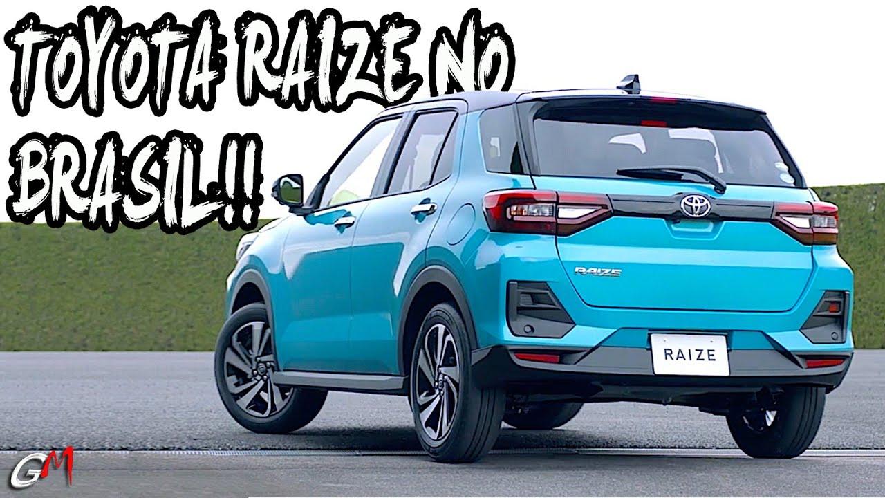TOYOTA RAIZE NO BRASIL, TEASER DA NOVA S10, VW T-CROSS SOFRE RECALL, DUSTER LIFE PCD ADIADA E MAIS!!