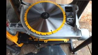 Dewalt Dw745 10 Inch Compact Job Site Table Saw With 20 Inch Max Rip Capacity