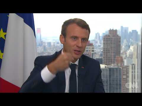French president on why Clinton lost and Brexit won