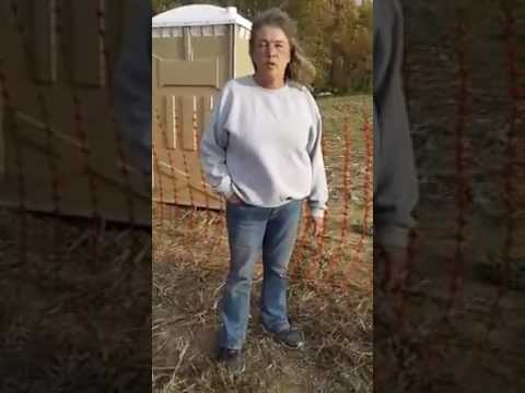 Desecration of Native American site due to a pipeline