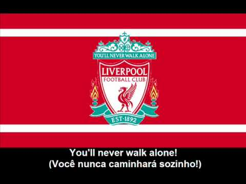 Liverpool Football Club Anthem (Lyrics) - Hino do Liverpool F.C. (letra)