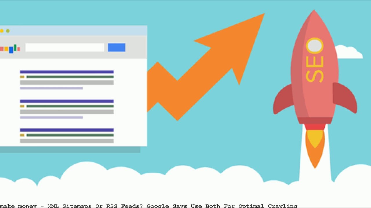 xml sitemaps or rss feeds google says use both for optimal crawling