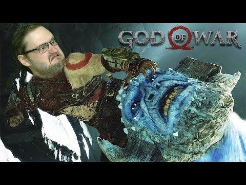 ГОРНЫЕ ВНУТРЕННОСТИ ► God of War #7