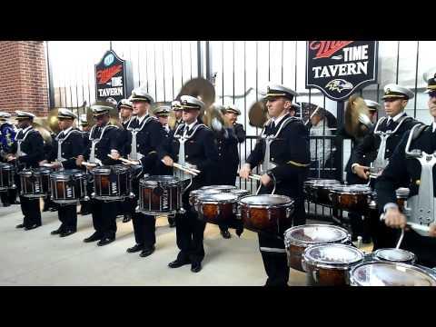 2014 Army Navy Drumline Battle