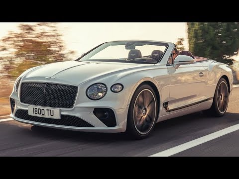 New 2019 Bentley Continental GT Convertible - FULL REVIEW !!