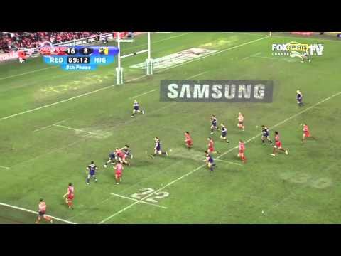 Queensland Reds Ben Lucas Highlights Package