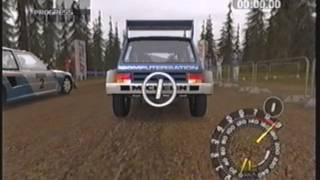 RalliSport Challenge Gameplay