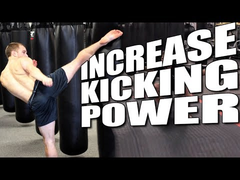 3 Exercises to Increase Kicking Power
