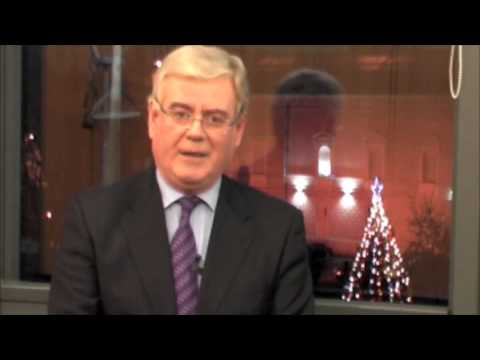A Christmas message from Eamon Gilmore TD