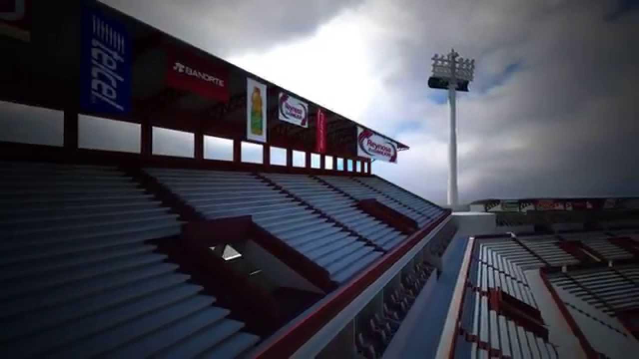 reynosa fc render estadio youtube