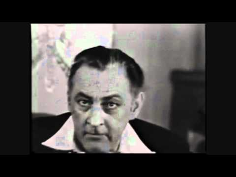 John Barrymore (Interview / Drunk)