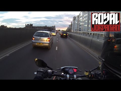 Filtering/lane splitting - Not a how to, but mostly common sense