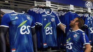 Les nouveaux maillots sont arrivés en boutique