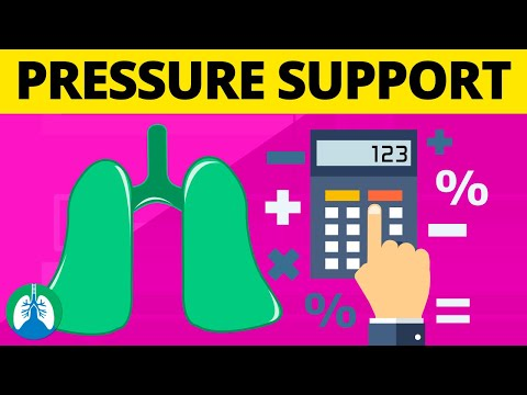 Calculating Pressure Support Ventilation Levels | Respiratory Therapy Zone