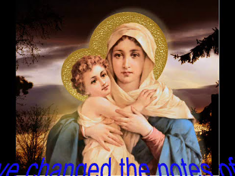 Mary of the Covenant – MTA (Maria de la Alianza)