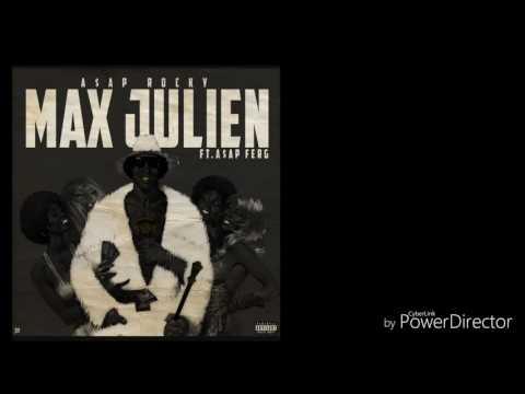 A$AP Rocky Max Julien Ft. A$AP Ferg ( Official Audio )