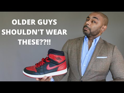 12 Things Older Guys Should NEVER Wear