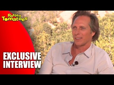 William Fichtner Keeps Fake Teeth in a Box  - Exclusive 'The Lone Ranger' Interview (2013)