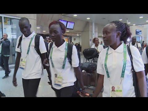 الرياضيون اللاجئون يشاركون في أولمبياد ريو دي جانيرو  - 13:21-2018 / 7 / 16