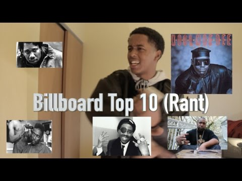 Billboard Top 10 Greatest Rappers List (RANT)
