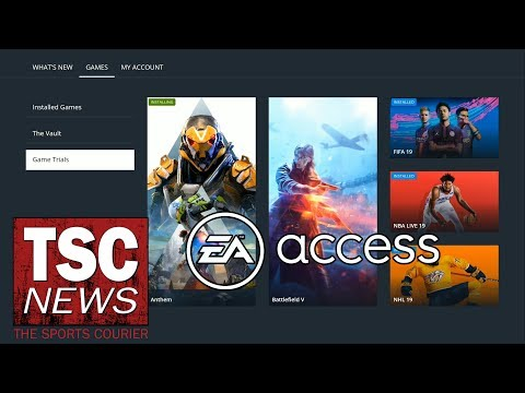EA Access 2019 Review - Xbox One   TSC News