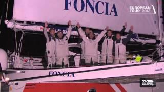 MOD 70 - Victoire de Foncia a Dublin sur l'European Tour