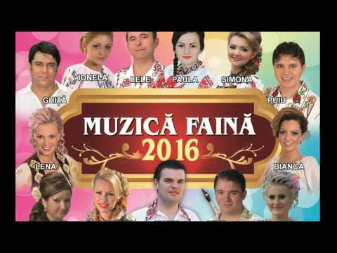 Colaj muzica banateana - Muzica faina 2016