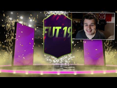 PACK OPENING AVEC LES CARTES FUTURE STARS ! ET ON PACK UNE CARTE A 300 K - FIFA 19