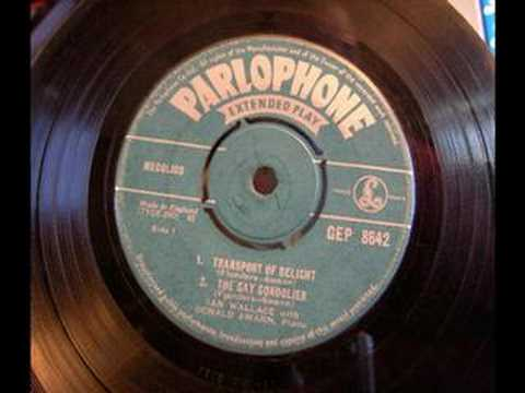 Transport Of Delight - Wallace, Swann & Flanders 1960 Parlophone Stereo