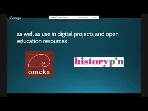 DLinHist Session 5: Digital Public Library of America