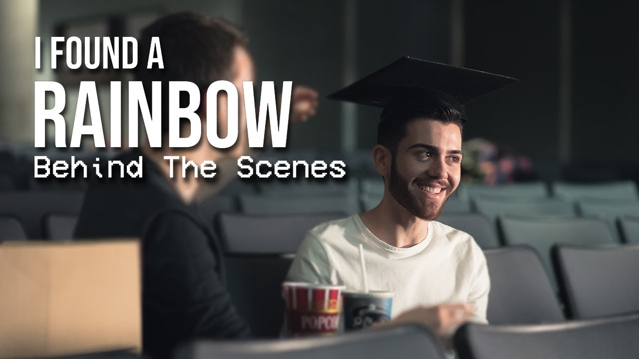 I Found A Rainbow - Behind The Scenes - mikaelmmelo