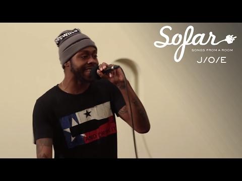 J/O/E - Chasin Dreamz   Sofar Dallas - Fort Worth