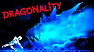 Death By Dragon Ice in Happy Room Dungeon - Dragonality
