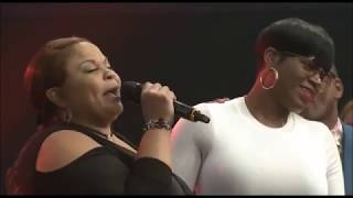 2018 HD Kirk Franklin, Tamela Mann, Fantasia, and Travis Greene