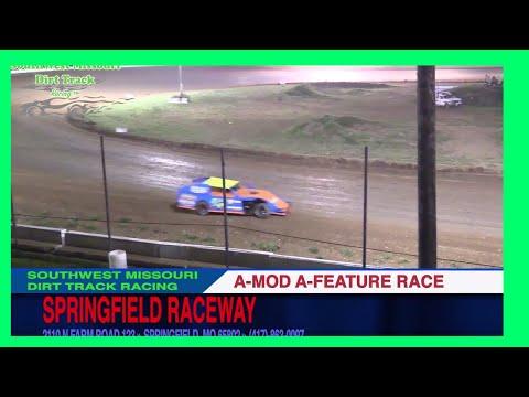 A MOD A Feature Races Springfield Raceway September 2, 2017