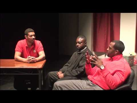 "A Taste Of Theater 13-04 Featuring Richard Gallion's play ""Voice of a Child"""