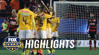 Club Tijuana vs. Tigres UANL | 2018-19 Liga MX Highlights