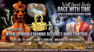 Race with Time 8 | Crystal Clark, Mhairead MacDonald & James Horak on WSR | Feb-15-2014