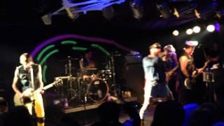 Turbonegro - We're Gonna Drop the Atom Bomb @Rock Planet - 28/05/15