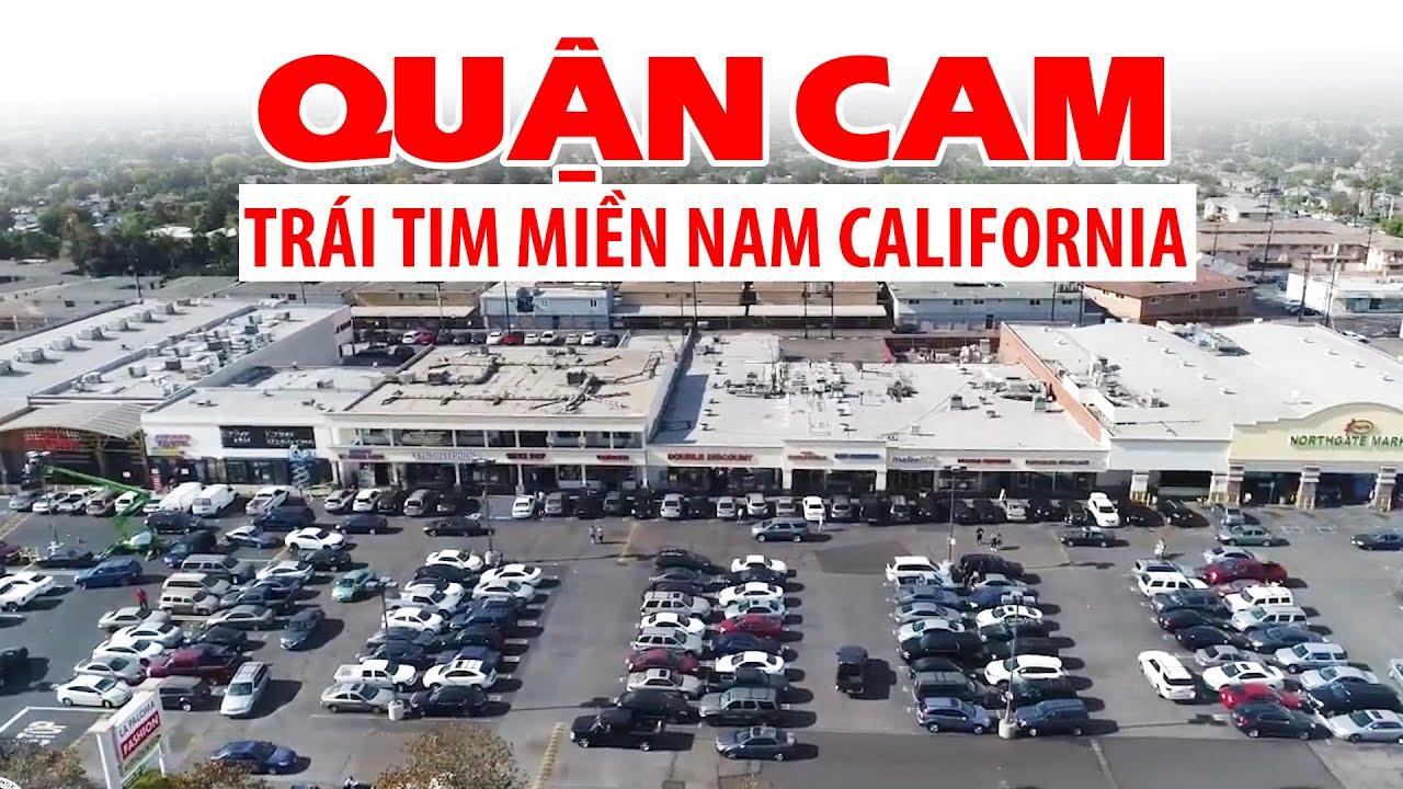 Quận Cam: Trái tim miền Nam California