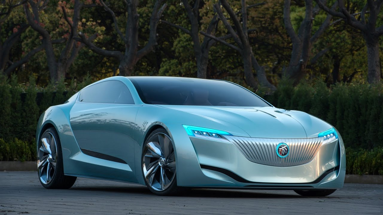 2013 Buick Riviera Concept Review Outside & Inside - YouTube