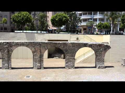 La Carrera Aqueduct, Almuñecar