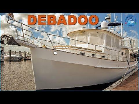 Trawler for Sale – Kadey-Krogen 39 – DEBADOO - SOLD!
