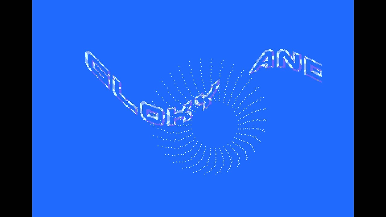 Circle Dots by MJJ Prod (Atari ST demo) 1080p50 - YouTube