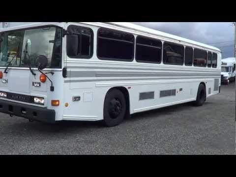 Used Jail Bus for Sale - 2000 Blue Bird All American - 41 Passenger - B95101