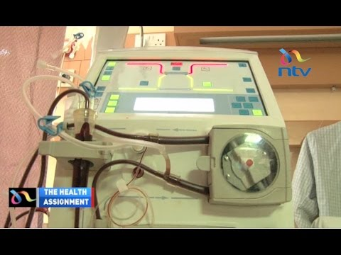 Cost of kidney treatment in Kenya set to go down - Health Assignment
