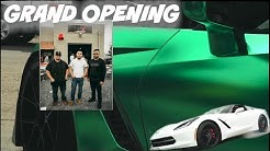 GRAND OPENING FOR CFX PERFORMANCE | CAR MEET & RAFFLE